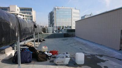 dezynfekcja ulv dach