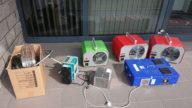 generatory ozonu