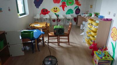 ozonowanie przedszkola